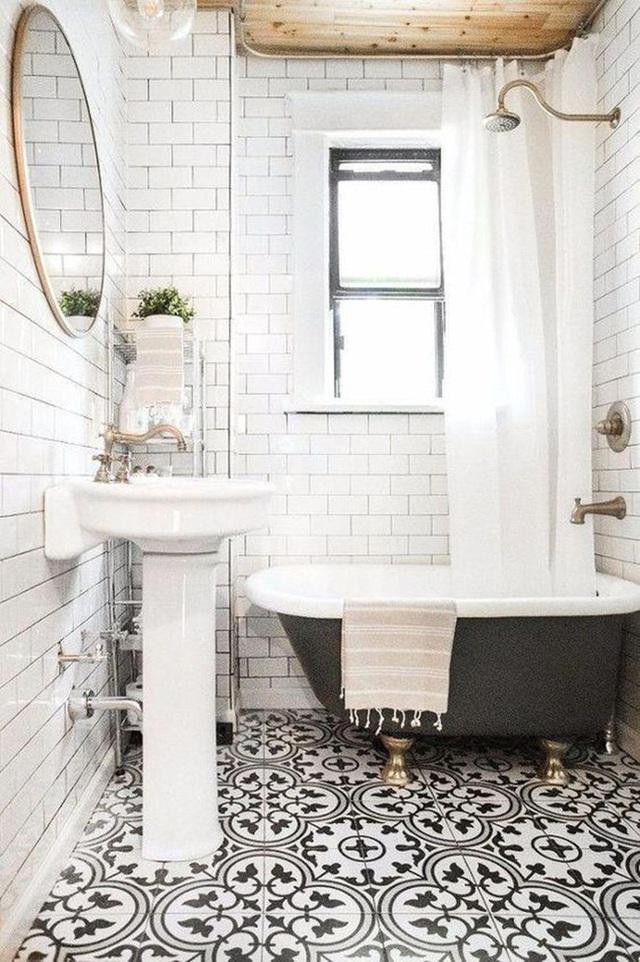 10 cách không ai ngờ tới giúp tiết kiệm khối tiền khi sửa sang phòng tắm  - Ảnh 2.