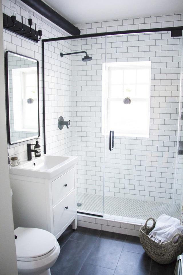 10 cách không ai ngờ tới giúp tiết kiệm khối tiền khi sửa sang phòng tắm  - Ảnh 4.