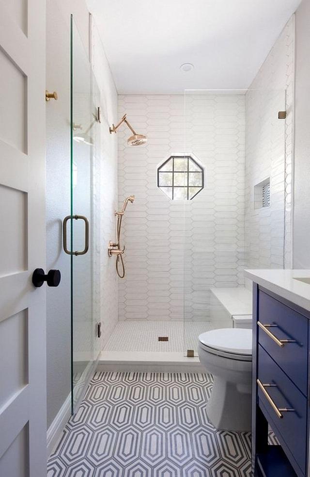 10 cách không ai ngờ tới giúp tiết kiệm khối tiền khi sửa sang phòng tắm  - Ảnh 5.