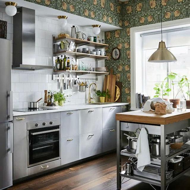 10 cách siêu dễ để tạo một không gian nấu nướng thanh lịch theo phong cách Scandinavian - Ảnh 5.