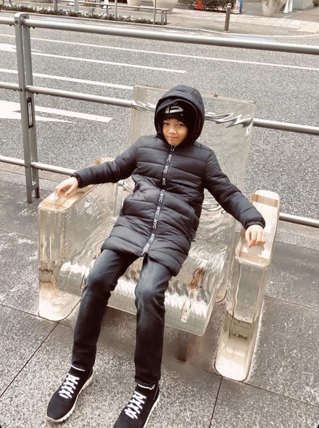 Subeo 10 tuổi đã cao nổi bật - Ảnh 5.