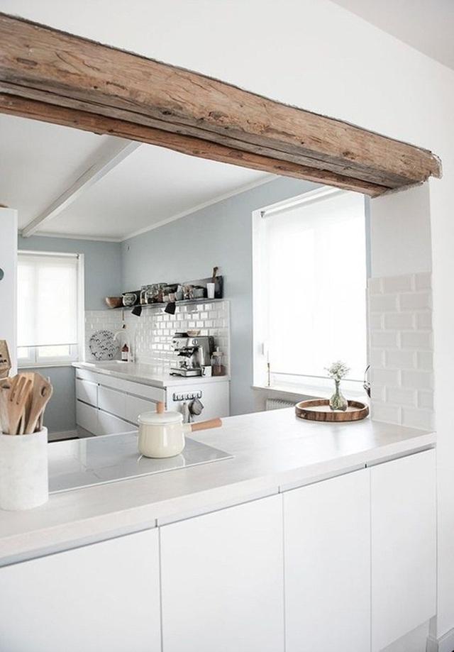 10 cách siêu dễ để tạo một không gian nấu nướng thanh lịch theo phong cách Scandinavian - Ảnh 7.