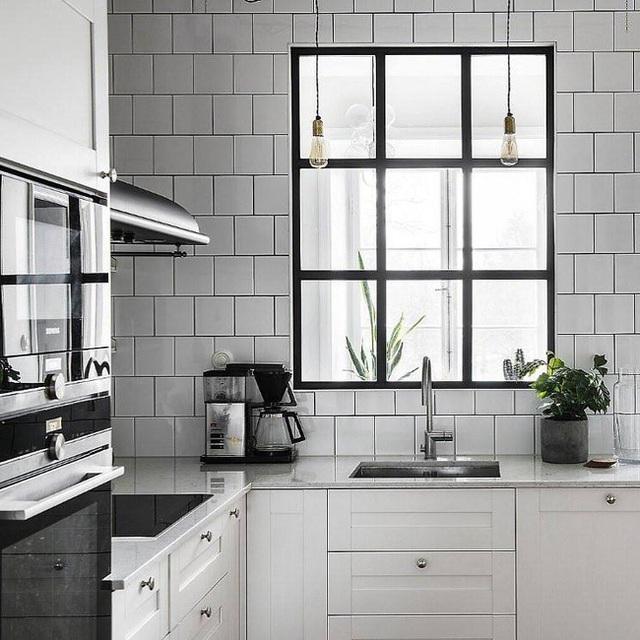 10 cách siêu dễ để tạo một không gian nấu nướng thanh lịch theo phong cách Scandinavian - Ảnh 8.