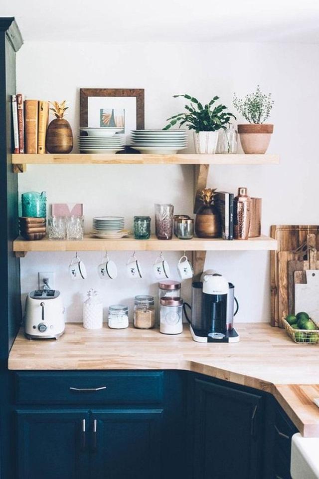 10 cách siêu dễ để tạo một không gian nấu nướng thanh lịch theo phong cách Scandinavian - Ảnh 9.