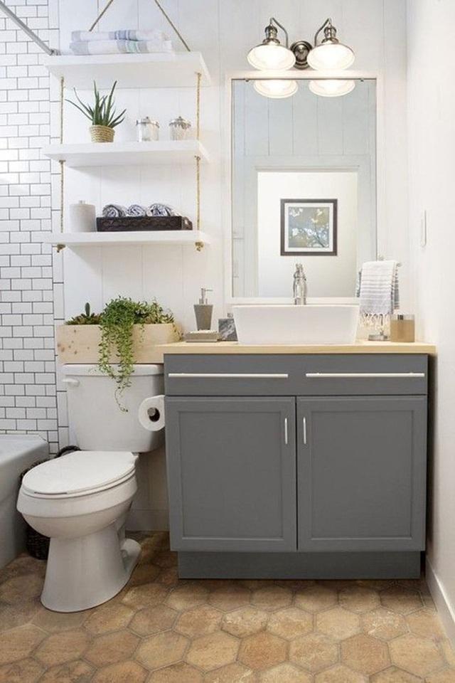 10 cách không ai ngờ tới giúp tiết kiệm khối tiền khi sửa sang phòng tắm  - Ảnh 10.