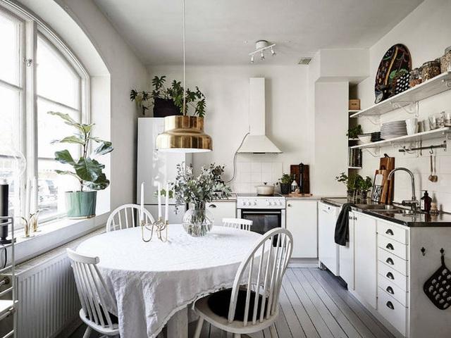 10 cách siêu dễ để tạo một không gian nấu nướng thanh lịch theo phong cách Scandinavian - Ảnh 11.