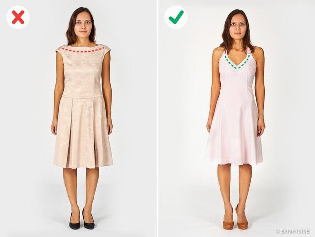 6 sai lầm khi diện đồ khiến các chị em trông béo và dìm dáng hơn hẳn - Ảnh 1.