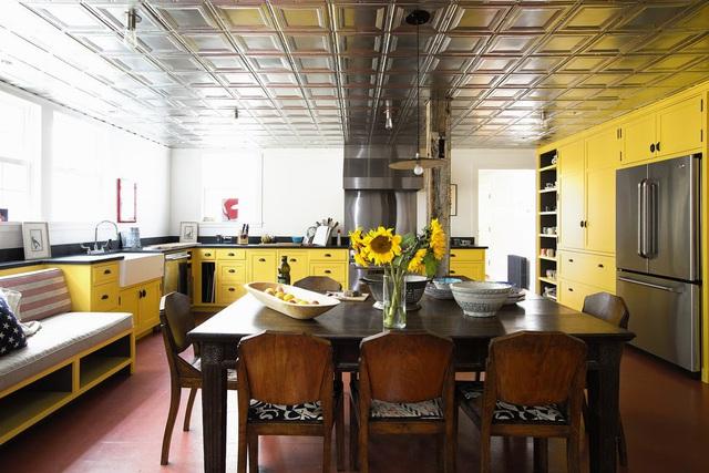 Những căn bếp gia đình bình dị nhưng cũng đủ khiến bất kì ai phải mê đắm - Ảnh 21.