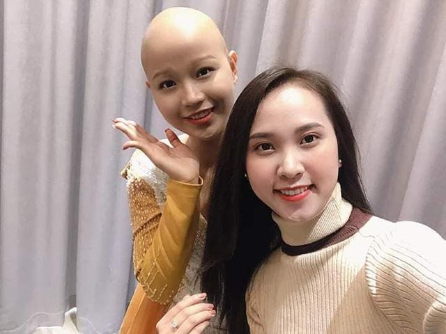Nữ sinh ung thư Đặng Trần Thủy Tiên quay lại trường, tiếp tục việc học - Ảnh 2.