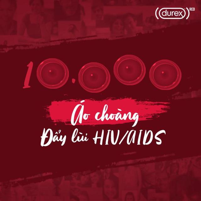 Durex chung tay cùng giới trẻ đẩy lùi HIV/AIDS tại Việt Nam - Ảnh 3.