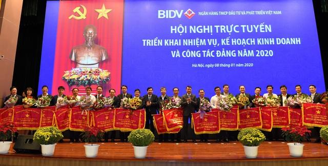 BIDV tiếp tục là ngân hàng thương mại lớn nhất Việt Nam về quy mô tài sản - Ảnh 1.