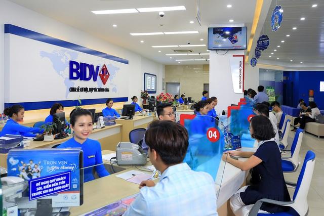 BIDV tiếp tục là ngân hàng thương mại lớn nhất Việt Nam về quy mô tài sản - Ảnh 2.
