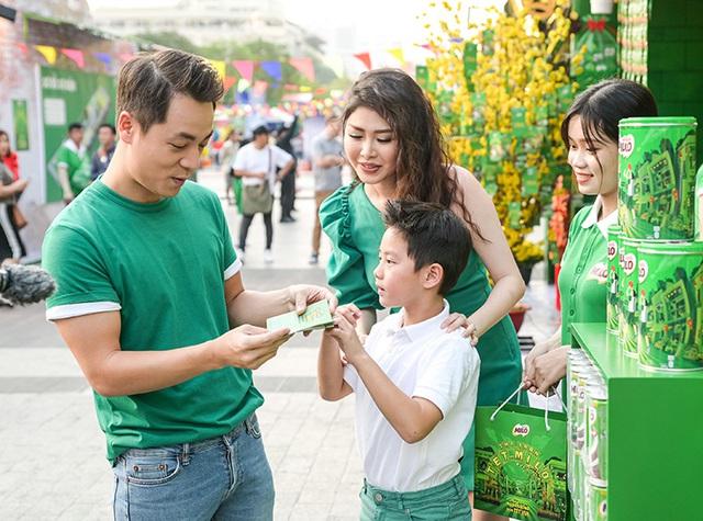 Thủy Anh, Minh Trang 'mách nước' cách cho con mùa Tết tràn đầy năng lượng - Ảnh 1.