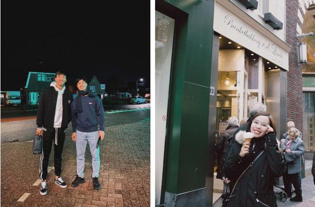 Cô gái học RMIT nghi hẹn hò, đi du lịch châu Âu cùng Công Phượng là ai? - Ảnh 1.