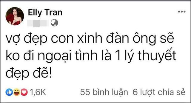 Elly Trần liên tục có động thái lạ giữa tin đồn trầm cảm do chồng Tây ngoại tình - Ảnh 1.