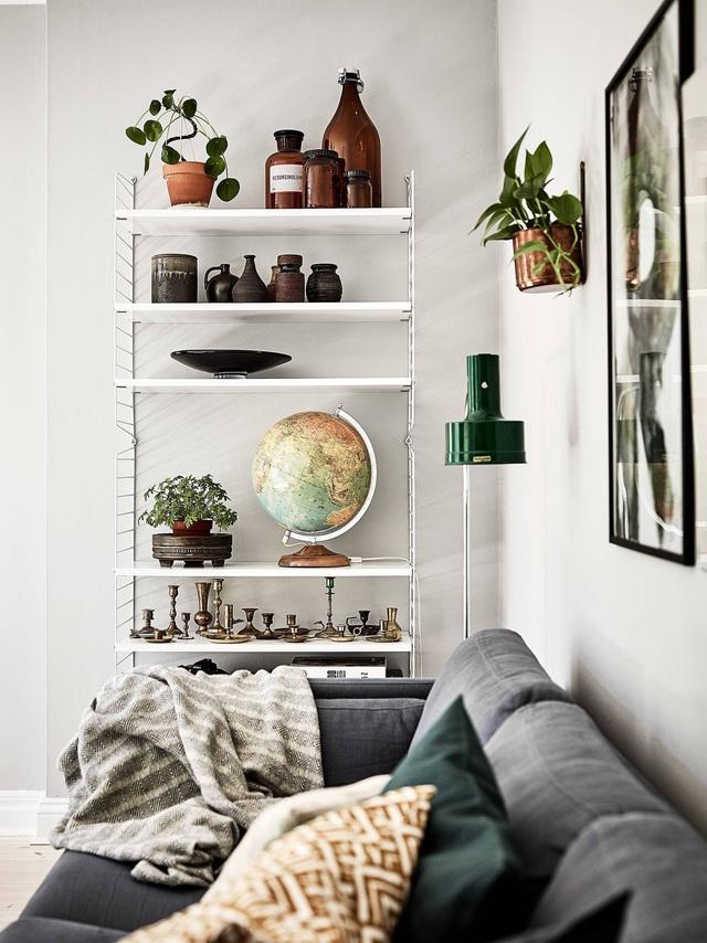 Học cách trang trí độc đáo trong căn hộ 66m² để đón Tết sắp đến - Ảnh 3.
