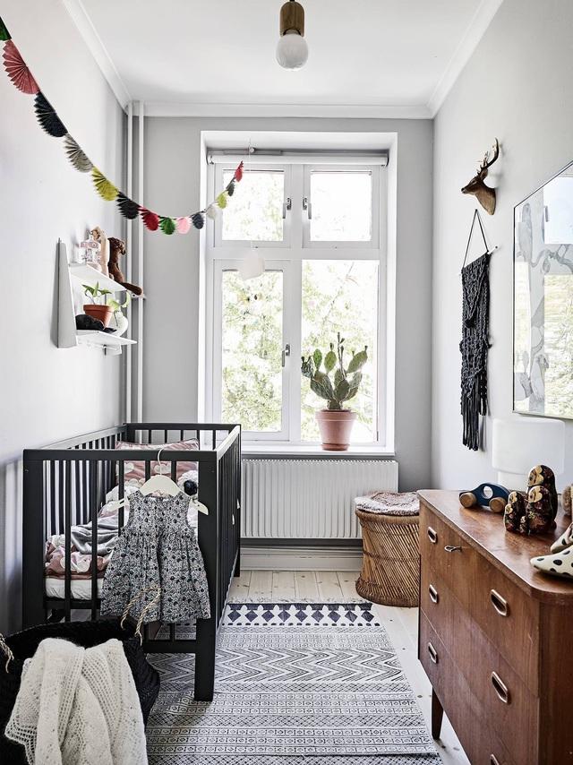 Học cách trang trí độc đáo trong căn hộ 66m² để đón Tết sắp đến - Ảnh 12.