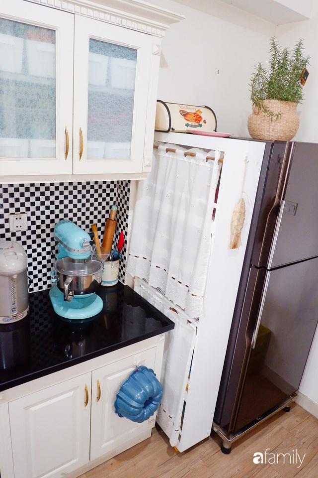 Căn bếp nhỏ xíu xây nhiều năm vẫn gọn đẹp như mới của mẹ đảm ở TP. HCM - Ảnh 23.