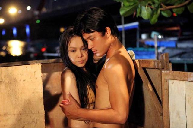 Hai cảnh nóng hiếm hoi nhưng đầy táo bạo trong sự nghiệp của Việt Hương - Ảnh 4.