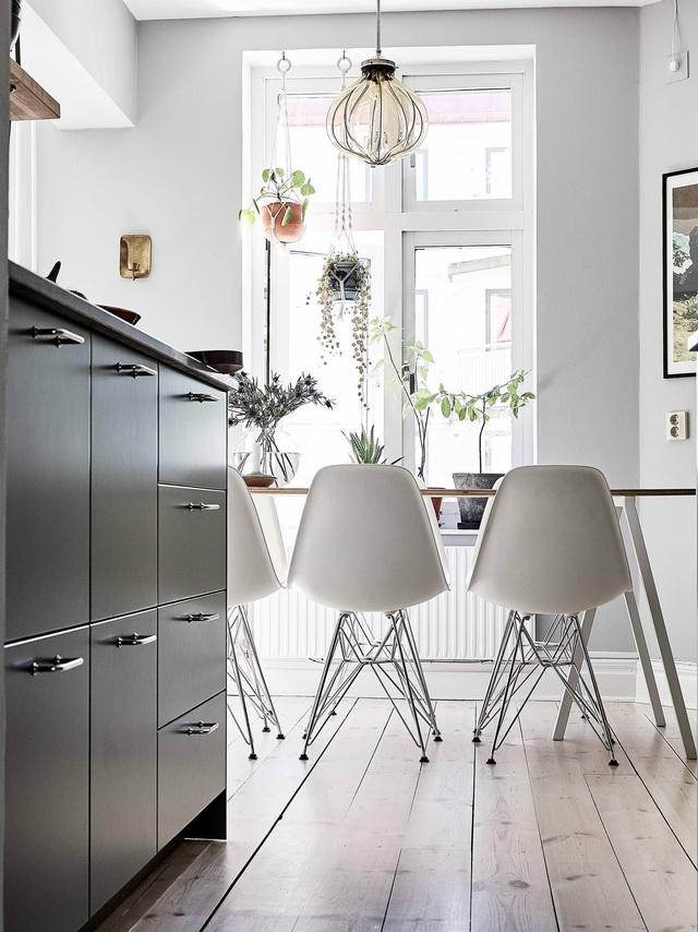 Học cách trang trí độc đáo trong căn hộ 66m² để đón Tết sắp đến - Ảnh 7.