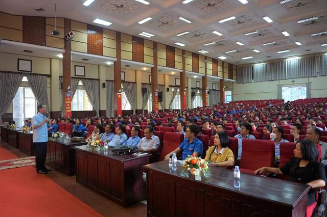 Tổng cục Dân số tổ chức tọa đàm cung cấp thông tin về mất cân bằng giới tính khi sinh cho sinh viên - Ảnh 2.
