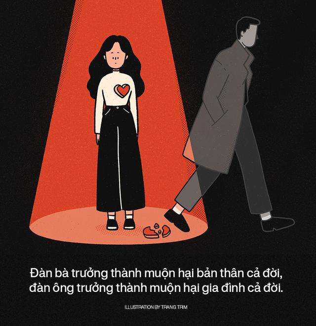 Chồng phải ngửa tay xin tiền vợ vì lương đã để mẹ giữ và câu chuyện đáng suy ngẫm: Đàn ông trưởng thành muộn khổ cả gia đình - Ảnh 4.