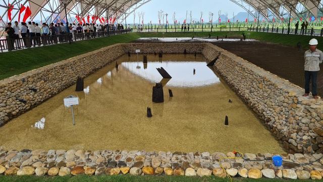 Hải Phòng: Khánh thành tuyến đường vào và Khu Bảo tồn bãi cọc Cao Quỳ - Ảnh 2.