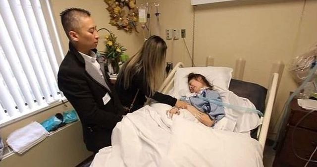 Thiếu nữ gốc Việt sống thực vật sau khi đi nâng ngực: Đột ngột qua đời sau hơn 1 năm chống chọi, gia đình xót thương tột cùng - Ảnh 4.
