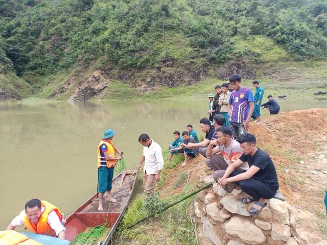 Tìm thấy thi thể người phụ nữ mất tích khi qua suối ở Yên Bái - Ảnh 3.