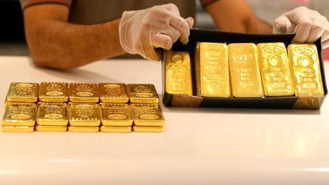 Giá vàng hôm nay 16/10: Bật tăng trở lại, vàng vẫn là một kênh đầu tư trú ẩn an toàn - Ảnh 1.