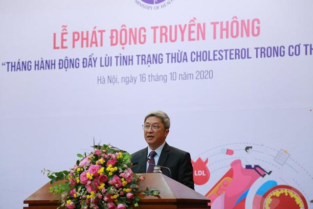 Cứ 10 người Việt trưởng thành thì có đến 3 người thừa cholesterol, nguyên nhân do đâu? - Ảnh 1.