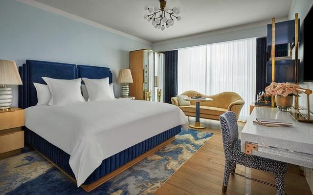 10 khách sạn xa xỉ tốt nhất mới ra mắt trong năm 2020 - Ảnh 12.
