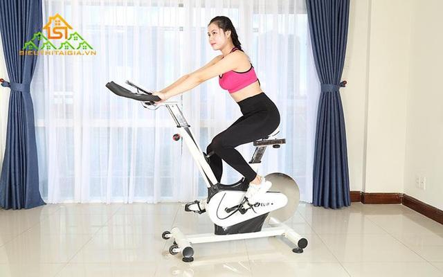 Những lưu ý khi sử dụng máy tập thể dục đạp xe - Ảnh 3.