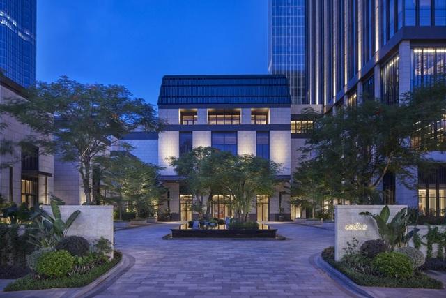 10 khách sạn xa xỉ tốt nhất mới ra mắt trong năm 2020 - Ảnh 7.