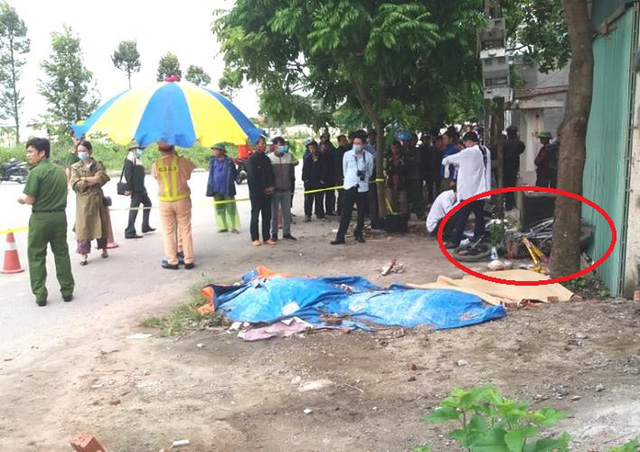 Phát hiện nam thanh niên Hải Dương tử vong trước cửa nhà dân lúc rạng sáng - Ảnh 2.