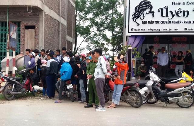Phát hiện nam thanh niên Hải Dương tử vong trước cửa nhà dân lúc rạng sáng - Ảnh 3.