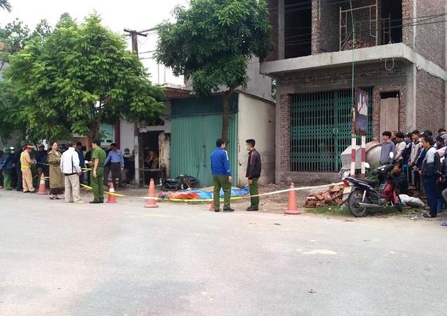 Phát hiện nam thanh niên Hải Dương tử vong trước cửa nhà dân lúc rạng sáng - Ảnh 1.