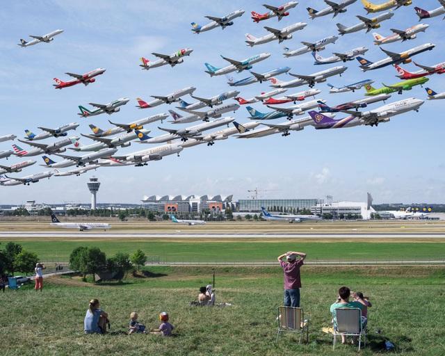 Loạt ảnh này sẽ khiến chị em thay đổi nhận thức về các chuyến bay - Ảnh 15.
