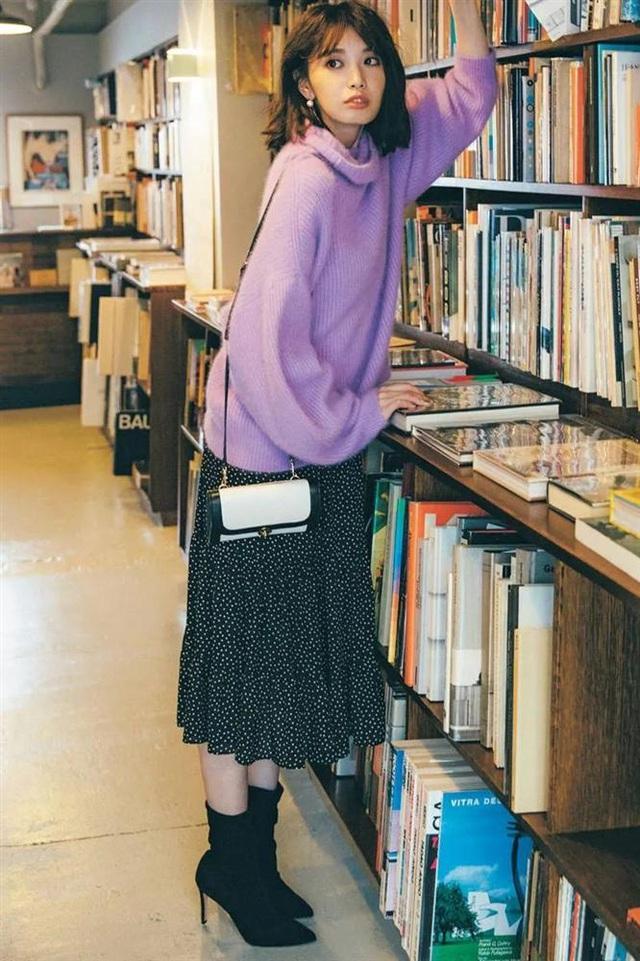 Combo ai diện cũng đẹp vào mùa thu, nàng công sở diện đi làm hay đi chơi cũng đẹp hết nấc - Ảnh 3.