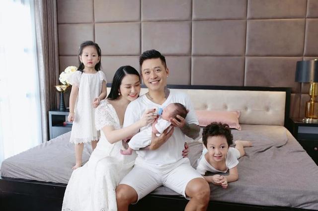 Hương baby chia sẻ cách chăm sóc ca sỹ Tuấn Hưng và 3 con - Ảnh 6.