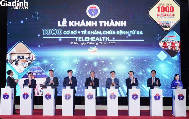 Cục trưởng Cục Quản lý khám chữa bệnh: Telehealth giúp y tế vươn xa không biên giới - Ảnh 2.