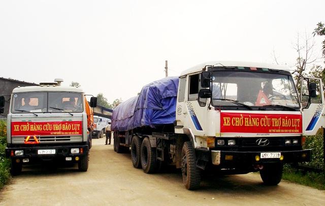 Khẩn cấp chuyển 5.000 tấn gạo từ nguồn dự trữ quốc gia cứu đói cho 5 tỉnh miền Trung - Ảnh 2.