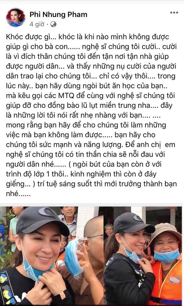Thuyền lật, xe bị ném đá cũng không sợ, nhưng sao Việt bật khóc khi gặp điều này khi cứu trợ miền Trung - Ảnh 8.