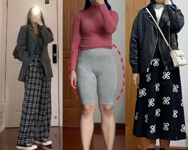7 cách lên đồ che khéo phần bụng dưới đẫy đà, dáng cũng cao thon hơn 5cm là ít - Ảnh 2.