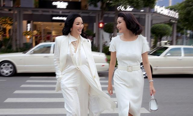 Hà Kiều Anh bật mí về tình bạn với Trương Ngọc Ánh, Giáng My và Hồng Nhung - Ảnh 3.