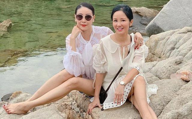 Hà Kiều Anh bật mí về tình bạn với Trương Ngọc Ánh, Giáng My và Hồng Nhung - Ảnh 5.