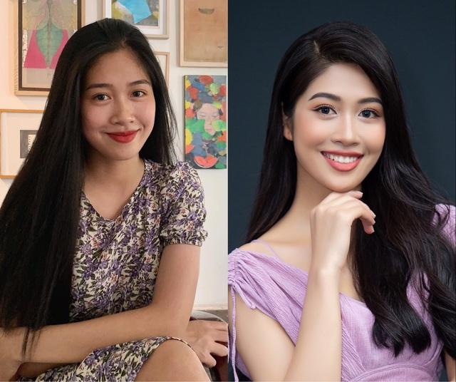 Soi layout makeup đỉnh cao khiến thí sinh Hoa hậu Việt Nam lột xác hoàn hảo - Ảnh 4.