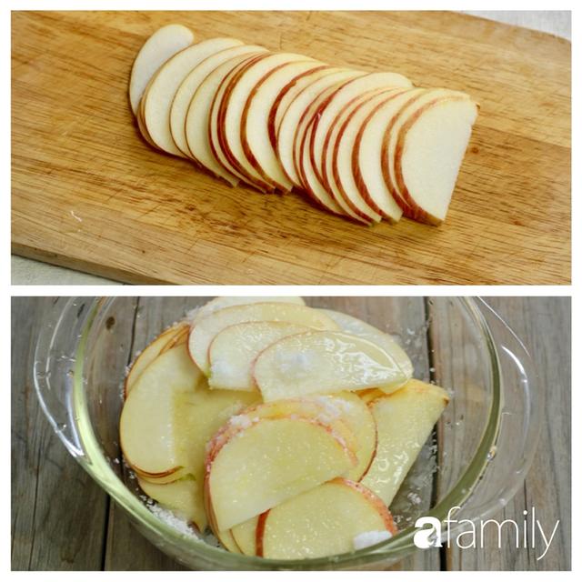Có món bánh táo ngon đẹp lung linh, bất ngờ là cách làm hóa ra lại dễ chưa từng thấy! - Ảnh 1.