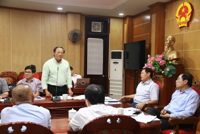 Đoàn công tác Bộ Y tế làm việc tại Thanh Hoá về thực hiện công tác dân số và phát triển - Ảnh 2.