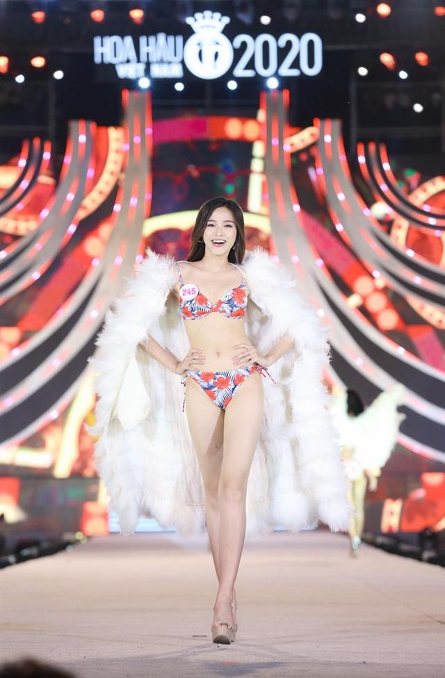 5 cô gái mặc bikini đẹp nhất HHVN 2020 chia sẻ bí quyết giữ dáng và hậu trường catwalk - Ảnh 4.